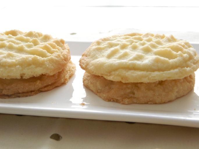 Receta de galletas de vainilla sin mantequilla