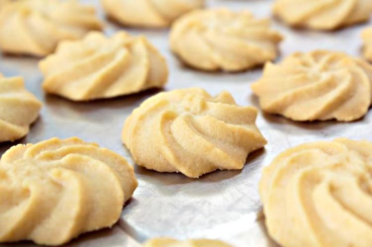 Resultado de imagen para galletas danesas