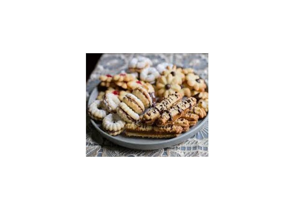 receta para galletas