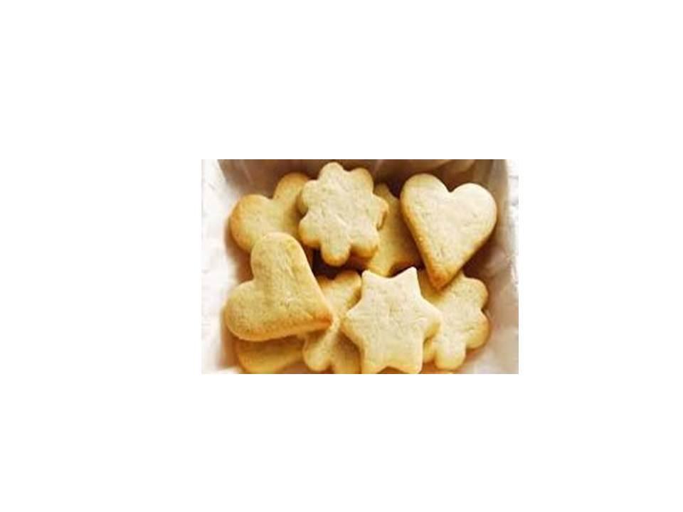 receta para hacer galletas